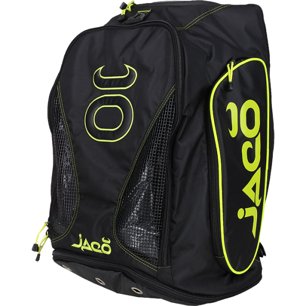 Cумка-рюкзак Jaco Convertible Equipment Bag 2.0 Black/Yellow