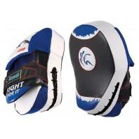 Лапы Kango CMK-048 Black/White/Blue PU