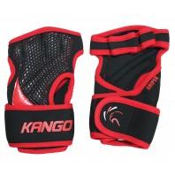 Перчатки для фитнеса Kango KAC-032 Black/Red