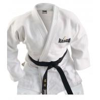 Кимоно для дзюдо Kango KJU-001 White детское 130-145 см с поясом