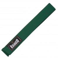 Пояс для кимоно Kango KXB-001 Green
