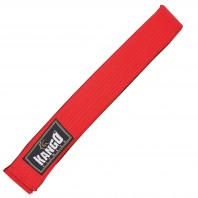 Пояс для кимоно Kango KXB-001 Red