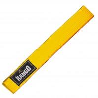 Пояс для кимоно Kango KXB-001 Yellow