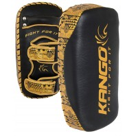 Пэды Kango KFS-048 Black/Golden PU (поштучно)