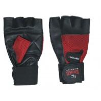 Перчатки для фитнеса Kango WGL-066 Black/Red