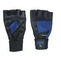 Перчатки для фитнеса Kango WGL-067 Black/Blue
