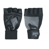 Перчатки для фитнеса Kango WGL-068 Black/Grey