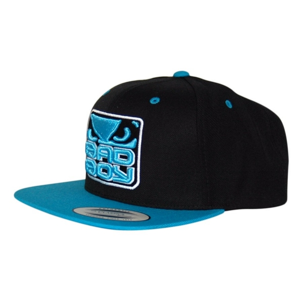 Кепка Bad Boy Camo Snapback Blue/Black