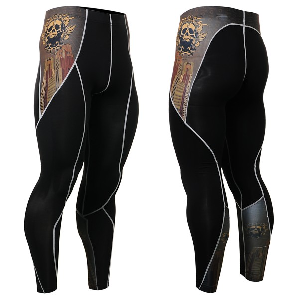 Компрессионные штаны FixGear P2L-B27