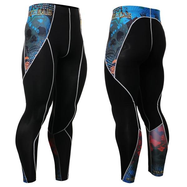 Компрессионные штаны FixGear P2L-B46