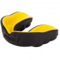 Капа боксерская Venum Challenger Black/Yellow