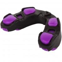 Капа боксерская Venum Predator Black/Purple