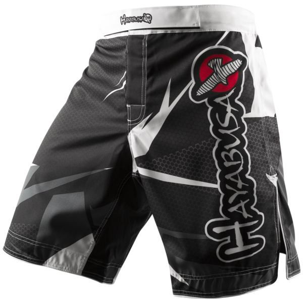 Шорты ММА Hayabusa Metaru Performance Shorts White