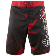 Шорты ММА Hayabusa Metaru Performance Shorts Red