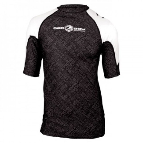 Рашгард Bad Boy Repeat Pattern Rashguard S/S