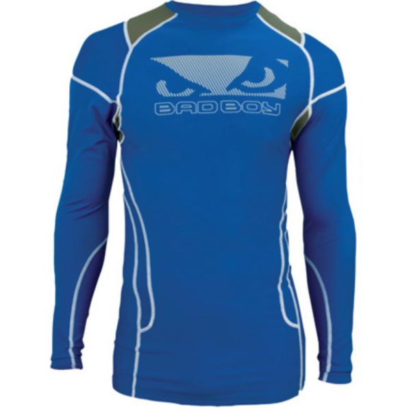 Рашгард Bad Boy Compression Performance Training Imperial Blue