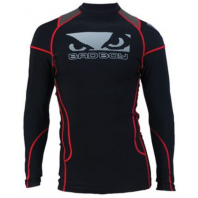 Рашгард Bad Boy L-S Compression Performance Black