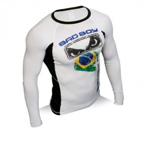 Рашгард Bad Boy Brazil Rashguard - L/S