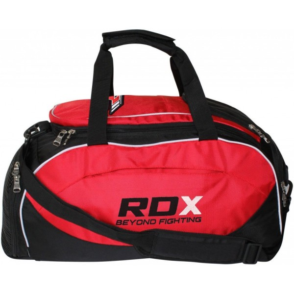Сумка спортивная RDX Black/Red