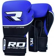 Перчатки боксерские RDX T9 Blue