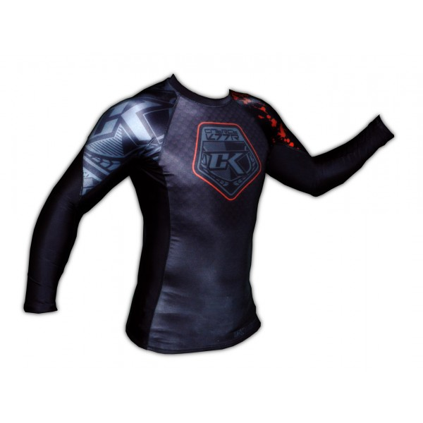 Рашгард Contract Killer Stained Black Rashguard
