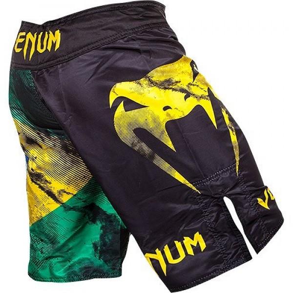 Шорты ММА Venum Fight Brazilian Flag