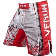 Шорты ММА Venum Korean Zombie UFC 163 White