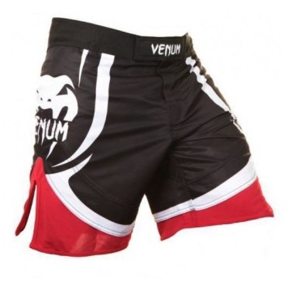 Шорты ММА Venum Electron 2.0 Black/Red