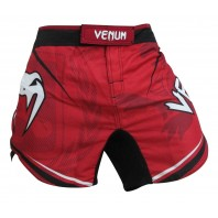 Шорты ММА Venum Jose Aldo Bloody Lion Red