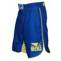 Шорты ММА Bad Boy MMA Blue/Yellow