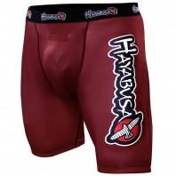 Компрессионные шорты Hayabusa Haburi Red