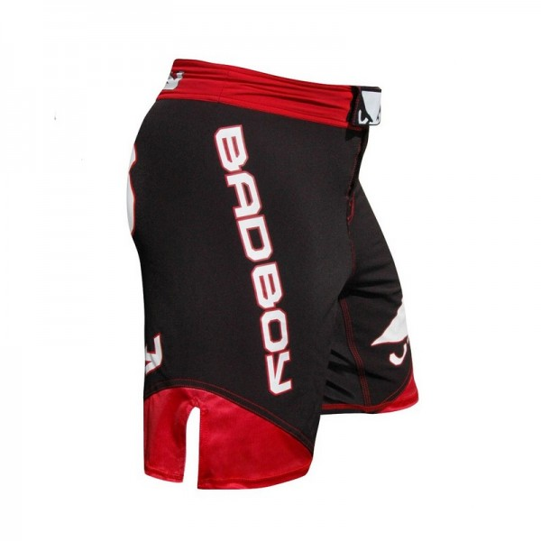 Шорты ММА Bad Boy Legacy II Short Black/Red