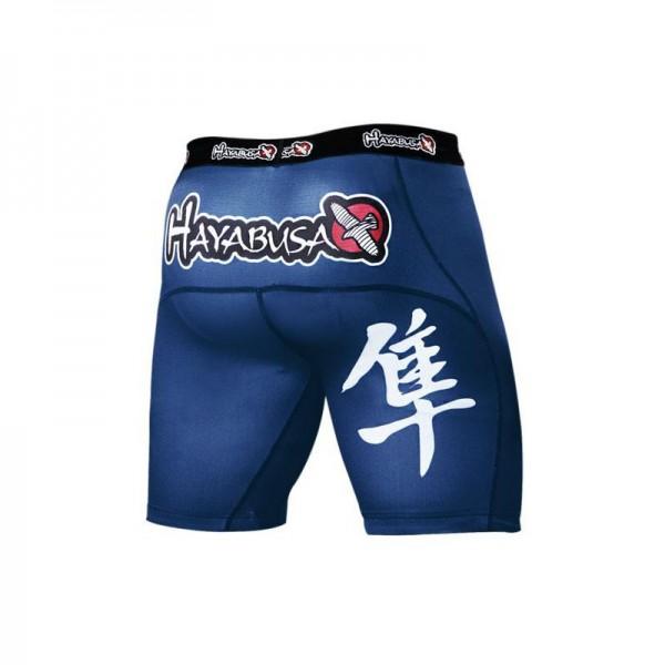 Компрессионные шорты Hayabusa Haburi Blue
