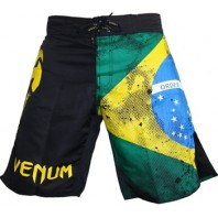 Шорты ММА Venum Fight Brazilian Flag