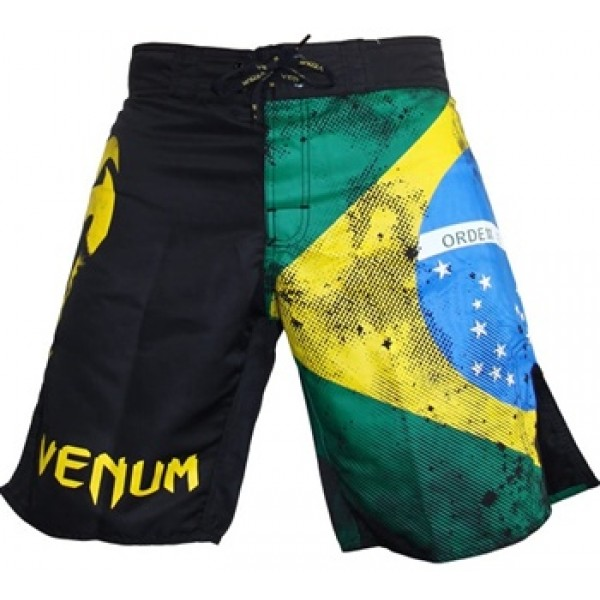 Шорты ММА Venum Fight Brazilian Flag<br>Вес кг: 350.00000000;