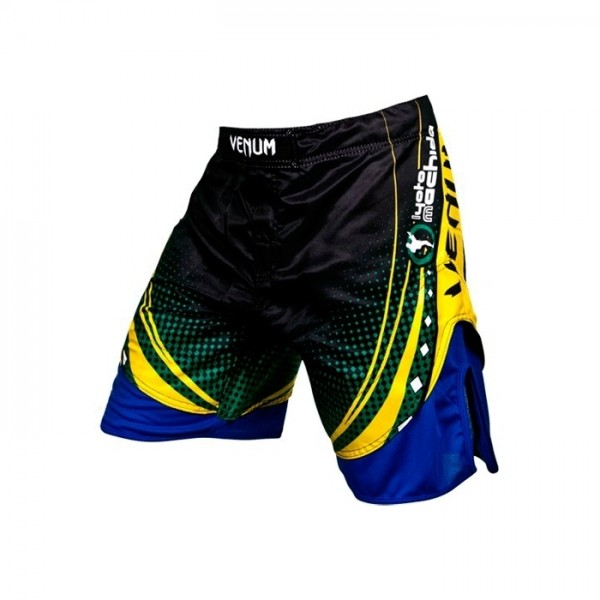 Шорты ММА Venum Lyoto Machida UFC Edition Electron 3.0  - Black