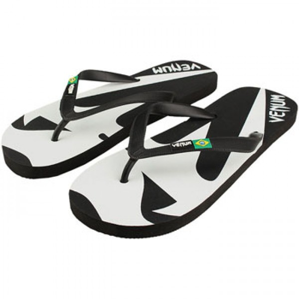 Сланцы Venum Attack sandals - Black