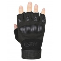 Перчатки тактические Tactician G-13 Half Finger Black