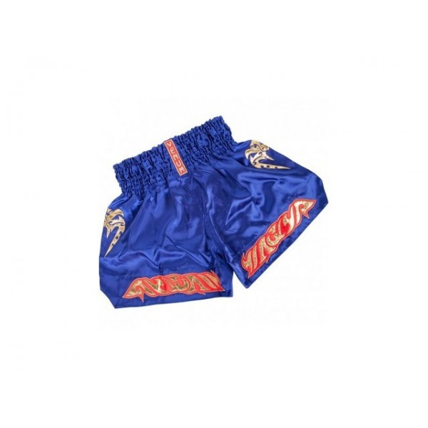 Шорты тайские Venum Tribal Muay Thai Shorts - Blue