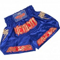 Шорты тайские Venum Tribal Muay Thai Shorts - Blue