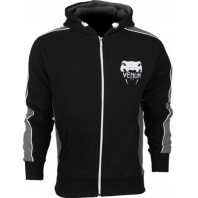 Толстовка Venum Elite Hoody  - Black