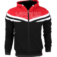 Толстовка Venum Sharp Wand Hoody  - Black/Red