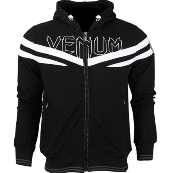 Толстовка Venum Sharp Hoody  - Black