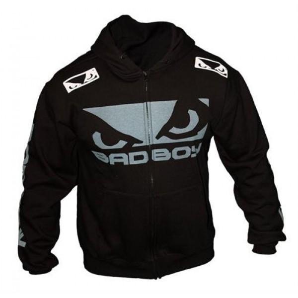 Толстовка Bad Boy Pro Sereis Walk In Zip Black