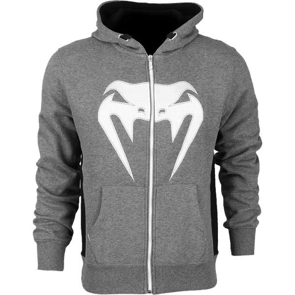 Толстовка Venum ShockWave Hoody Grey
