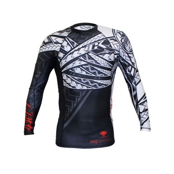 Рашгард Contract Killer Tribal Rashguard Long sleeve