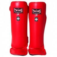 Щитки Twins SGL-3 Red - L