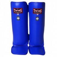 Щитки Twins SGL-3 Blue - L