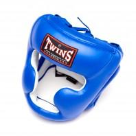 Шлем боксерский Twins HGL-3 Blue - L