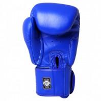 Перчатки боксерские Twins BGVL-3 Blue